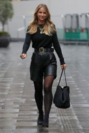 Vogue Williams Arrivers at Heart Radio Show in London 2020/11/15 7