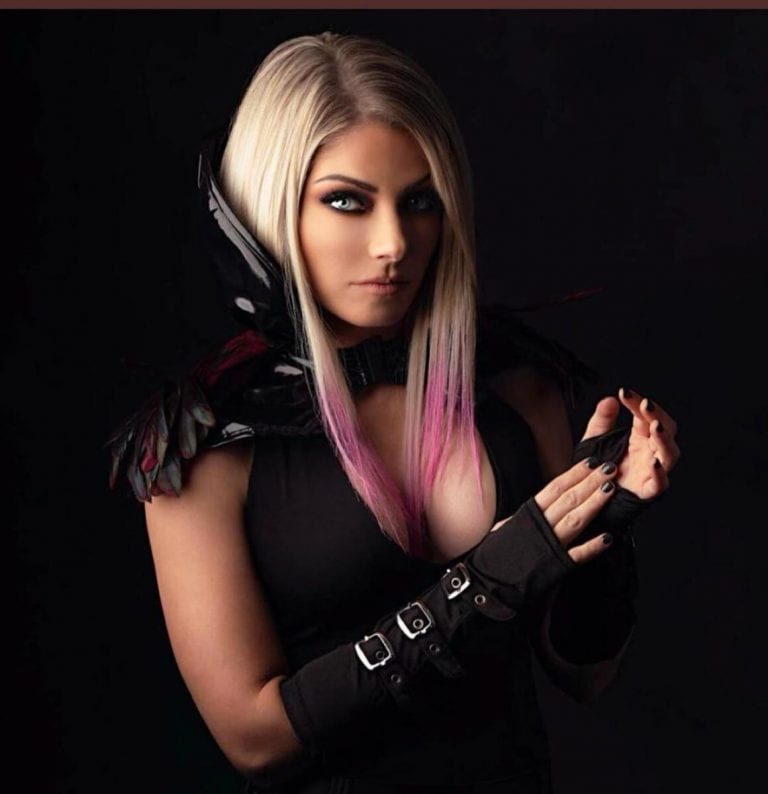 Alexa Bliss Latest Photoshoot for WWE - Instagram Photos 12/01/2020 2