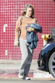 Alicia Silverstone Leaves a Gym in West Hollywood 12/02/2020 1