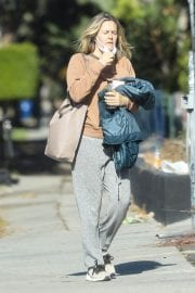 Alicia Silverstone Leaves a Gym in West Hollywood 12/02/2020 8