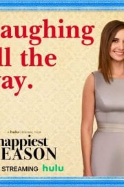 Alison Brie at Hulu Original Film Happiest Season (2020) Poster 1