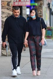 Amanda Bynes and Paul Michael Out Shopping in New York 12/03/2020 1