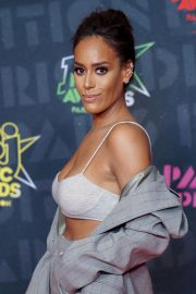 Amel Bent at 2020 NRJ Music Awards in Paris 12/05/2020 3