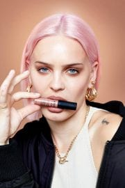 Anne-Marie Photoshoot for NYX Cosmetics, UK November 2020 1