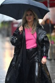 Ashley Roberts after Leaves Global Studios in London 12/03/2020 2