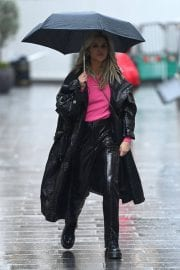 Ashley Roberts after Leaves Global Studios in London 12/03/2020 7