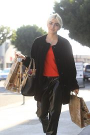 Charlene Laurent Out for Thanksgiving Shopping in Hollywood 11/25/2020 1