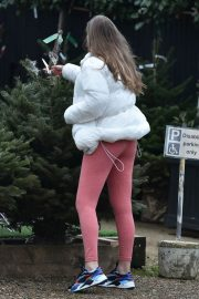 Chloe Ross Out Shopping at Chigwell Garden Centre 11/25/2020 4