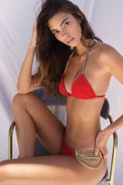 Cindy Mello in Red Bikini for Beach Bunny Swimwear 2020 7