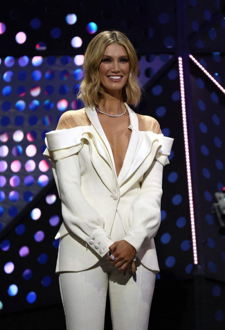 Delta Goodrem at 2020 ARIA Music Awards in Sydney 11/25/2020 10