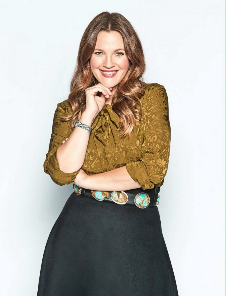Drew Barrymore Photoshoot for Watch! Magazine, November 2020 1