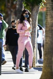 Eiza Gonzalez Out for Coffee in Los Angeles 12/05/2020 5