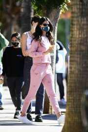 Eiza Gonzalez Out for Coffee in Los Angeles 12/05/2020 8