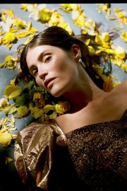 Gemma Arterton Photoshoot for The Laterals, December 2020 9