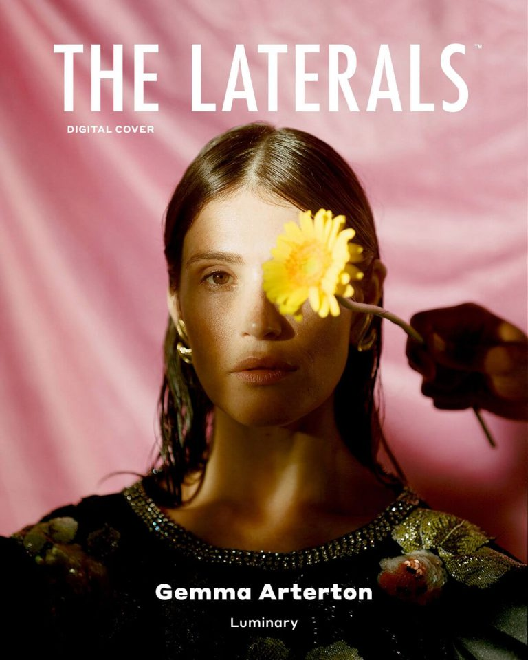 Gemma Arterton Photoshoot for The Laterals, December 2020 12