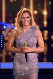Helene Fischer Performs at A Heart for Children's Gala 12/05/2020 9