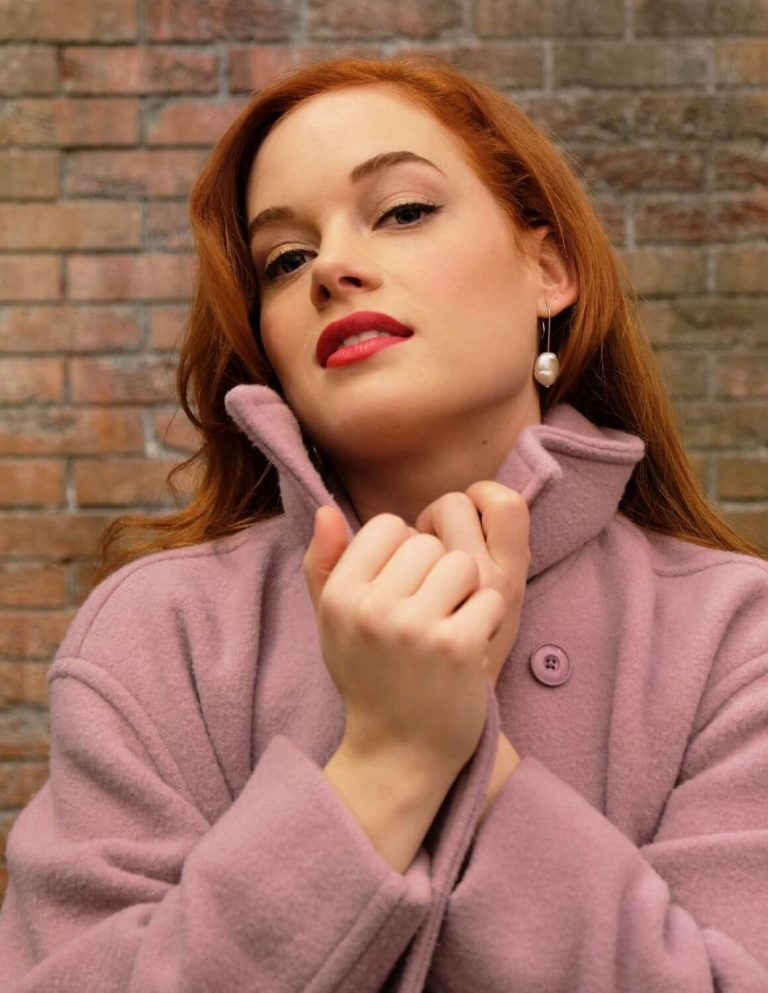 Jane Levy Photoshoot in LA Confidential Magazine, 2020 Issue 1