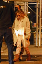 Jennifer Lopez Out and About in New York 11/24/2020 1