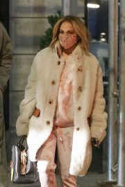 Jennifer Lopez Out and About in New York 11/24/2020 6