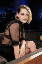Kristen Stewart at Jimmy Kimmel Live in Hollywood 11/24/2020 1