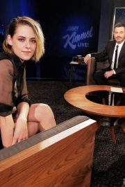 Kristen Stewart at Jimmy Kimmel Live in Hollywood 11/24/2020 3