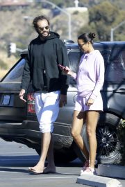 Lais Ribeiro and Joakim Noah Out in Malibu 12/04/2020 9