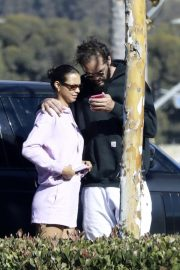 Lais Ribeiro and Joakim Noah Out in Malibu 12/04/2020 10