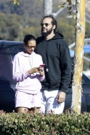 Lais Ribeiro and Joakim Noah Out in Malibu 12/04/2020 11