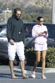 Lais Ribeiro and Joakim Noah Out in Malibu 12/04/2020 12