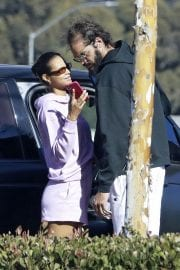 Lais Ribeiro and Joakim Noah Out in Malibu 12/04/2020 13