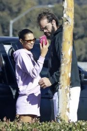 Lais Ribeiro and Joakim Noah Out in Malibu 12/04/2020 14