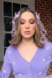 Millie Bobby Brown Beautiful Pictures - Instagram Photos 12/04/2020 1