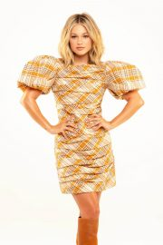 Olivia Holt Photoshoot for INLOVE Magazine, Fall/Winter 2021 Issue 7