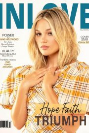 Olivia Holt Photoshoot for INLOVE Magazine, Fall/Winter 2021 Issue 11