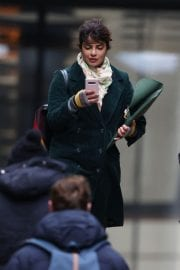 Priyanka Chopra on the Set of Text for You in Meopham 12/04/2020 8
