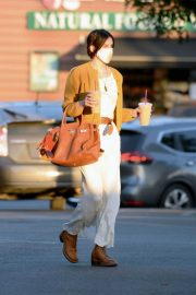 Scout Willis Out for Coffee in Los Angeles 11/24/2020 2