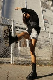 Shay Mitchell flashes her legs in Short Pants - Instagram Photos 12/05/2020 3
