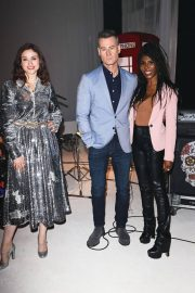 Sophie Ellis-Bextor, Sinitta and Tim Vincent on Rehearsals for New Years Day Worldwide TV Showcase 12/04/2020 2