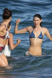 Tahnee Atkinson and Bambi Northwood-Blyth in Bikini at Bronte Beach 11/24/2020 12