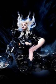 Taylor Momsen at Death by Rock and Roll Single Promos 2020 Photos 4