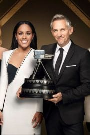 Television presenter Alex Scott - BBC Sports Personality of the Year 2020 3