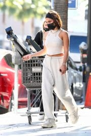 Vanessa Hudgens and GG Magree Out Shopping in Los Angeles 12/04/2020 9
