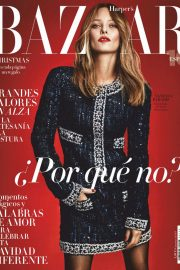 Vanessa Paradis Photoshoot for Harper's Bazaar Magazine, Spain December 2020 8