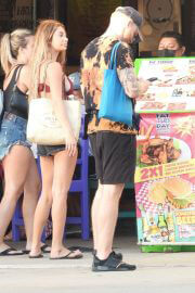 Demi Sims and Francesca Farago on Vacation in Mexico 02/11/2021 1