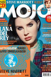 Lana Del Rey on the Cover Photoshoot of Mojo Magazine, April 2021 2