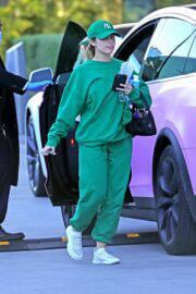 Addison Rae is Arriving at Dogpound Gym in Los Angeles 03/24/2021 3