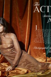 Aisling Franciosi covers Visual Tales Magazine, March 2021 6