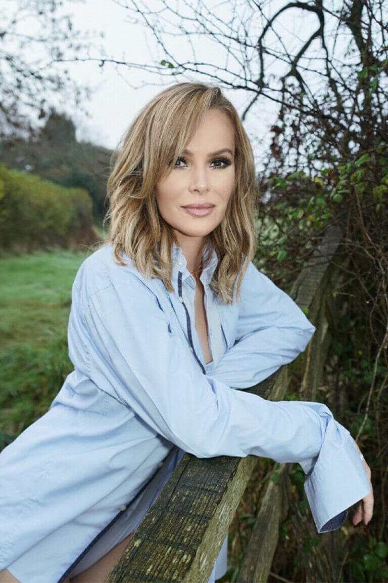 Amanda Holden on the Cover Page of You Magazine, March 2021 1