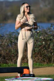 Amber Turner Spotted on the Set of 'The Only Way is Essex' 03/09/2021 4