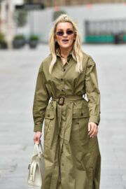 Ashley Roberts Spotted While Leaving Global Studios in London 03/25/2021 1